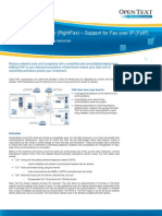 Rightfax Fax-over-ip (Foip) Benefits