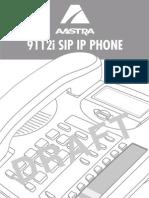 9112i SIP Admin Guide
