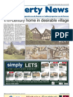 Malvern Property News 24/06/2011