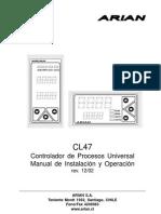 Manual Cl47
