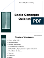NetApp Basic Concepts Quick Start Guide