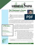 June 2011 Environmental Synopsis