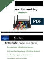 Chap24 Wireless Networking