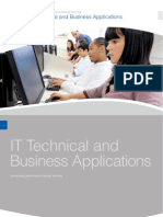 Qa It Technical and Business Applications