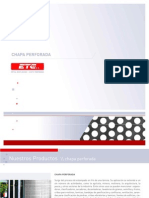 Catalogo de Chapa Perforada