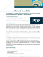 Commercial Property in Australia Guide