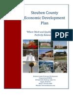 Steuben County Economic Development Plan (Final Version 2010)