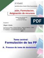5 Decision, ion Asignacion Recursos