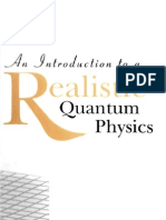 Introduction to a Realistic Quantum Physics