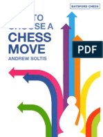 Andrew Soltis - How to Choose a Chess Move