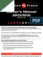Ar15 m16 Manual