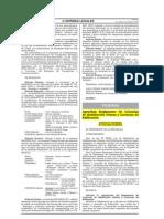 D.S. 024-2008-VIVIENDA - Aprueban el Reglamento de Licencias de Habilitación Urbana y Licencias de Edificación_2010