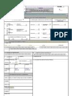 Formula Rio Unico Nacional Solicitud Licencias as y Reconocimiento de Edificaciones