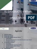 Gasener, El Gasoducto Virtual