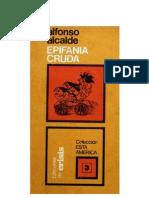 Alcalde, Alfonso - Epifanía Cruda [pdf]