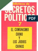 El comunismo chino y los judios chinos por Itsvan Bakony