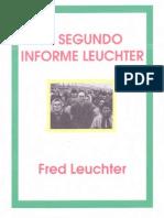 El Segundo Informe Leuchter