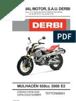 7077CN06001 - MULHACEN 659cc 2006 E2