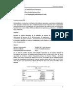 2009 Recuperación de Créditos Fiscales Controvertidos