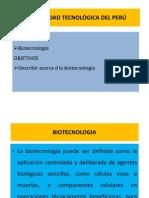Clase de Biotecnologia Ecologia