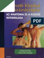 Alapvető klinikai masszázsterápia