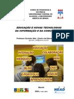 Apostila Educacao e Ntics Prof Gonzalo 2009