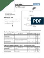 Diodo RB751V-40_NC Datasheet