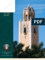 2010 Sarasota County Consolidated Major Revenue and Debt Report