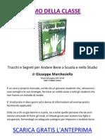 [Ebook -ITA] Primo della Classe di Giuseppe Marchesiello,Bruno Editore,Autostima,Scuola,Formazione,Esami,Maturità