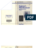 Electronics - Forrest Mims-Engineer's Mini-notebook Basic Semiconductor Circuits (Radio Shack Electronic