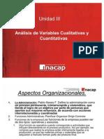 Análisis de Variables Cualitativas y Cuantitativas