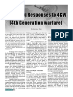 4th Generation Warfare Against Pakistan