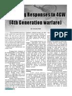 4th Generation Warfare Against Pakistan