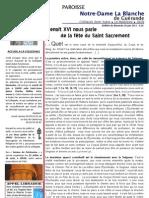 Bulletin NDLB 110626