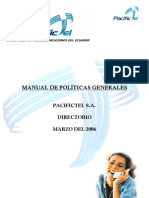 Manual Politicas Pacifictel