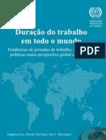 Duração do Trabalho em Todo o Mundo - 2007 - OIT