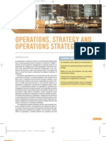 +Operations Strategy
