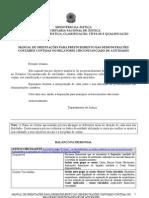 Manual de Orientação - Demonstrações Contábeis