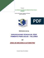 Especificaciones Tecnicas 60Kw Motores