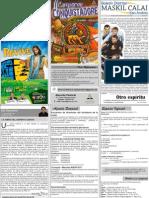 Boletín Informativo MASKIL CALAI edición 04