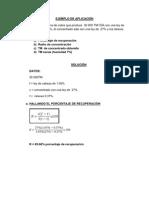 EJEMPLO DE APLICACIÓN RATIO