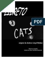 Libreto Cats