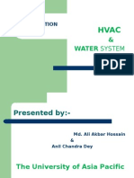 HVAC & Water System