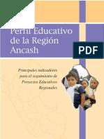 PERFIL EDUCATIVO DE LA REGIÓN ANCASH