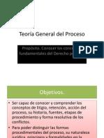 Teoria General Del Proceso 2011