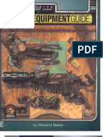Alternity - StarDrive - Arms and Equipment Guide