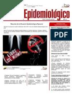 Estadísticas de Salud. Venezuela. Boletín Epidemiológico. Semana 23 del 05 al  11 de Junio 2011. Ministerio  Salud de Venezuela
