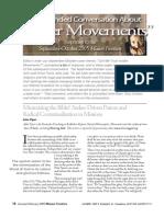 Insider Movements Response