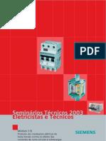 Proteção das instalações elétricas - Módulo 3B