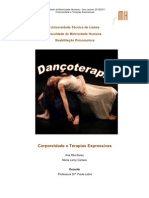 Dançoterapia-trabalho
